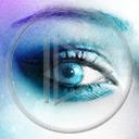 Lg - Oczy - Kolorowa tapeta nr 3558471