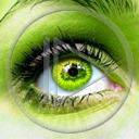 Lg - Oczy - Kolorowa tapeta nr 3573981