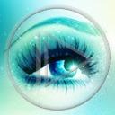 Lg - Oczy - Kolorowa tapeta nr 3577065