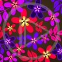 Lg - Kwiaty - Kolorowa tapeta nr 3593380