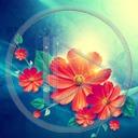 Lg - Kwiaty - Kolorowa tapeta nr 3595388
